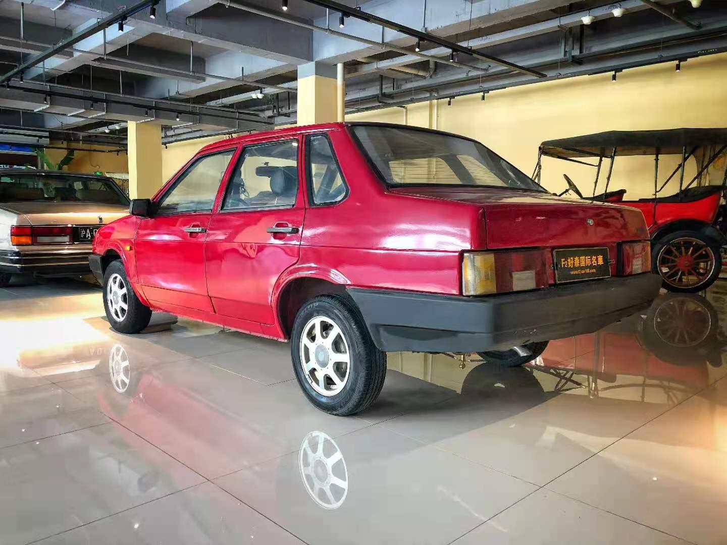 经典车 2001年拉达尼瓦 一代见证历史记忆的经典车521 作者:F2大森古典车