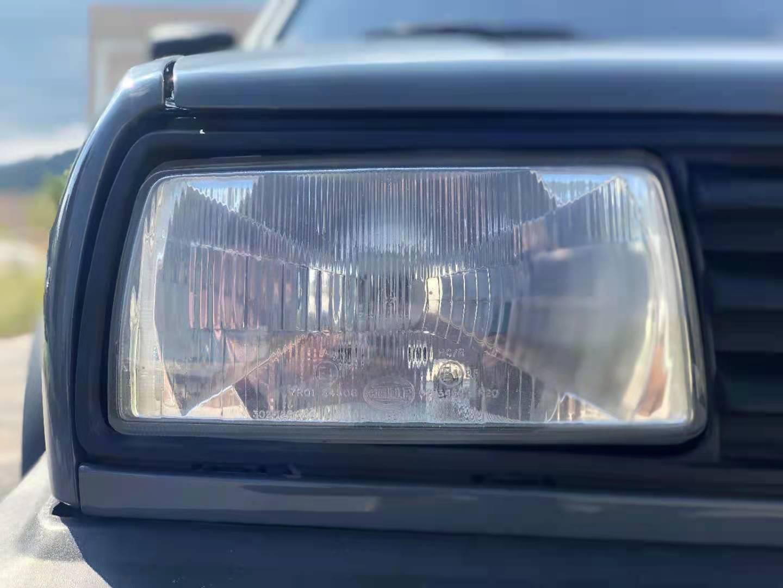 经典车 极具收藏意义的2000款老款捷达。524 作者:F2大森古典车